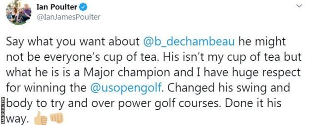 Bryson DeChambeau: US Open champion's coach warns towards taming his model – NEWPAPER24
