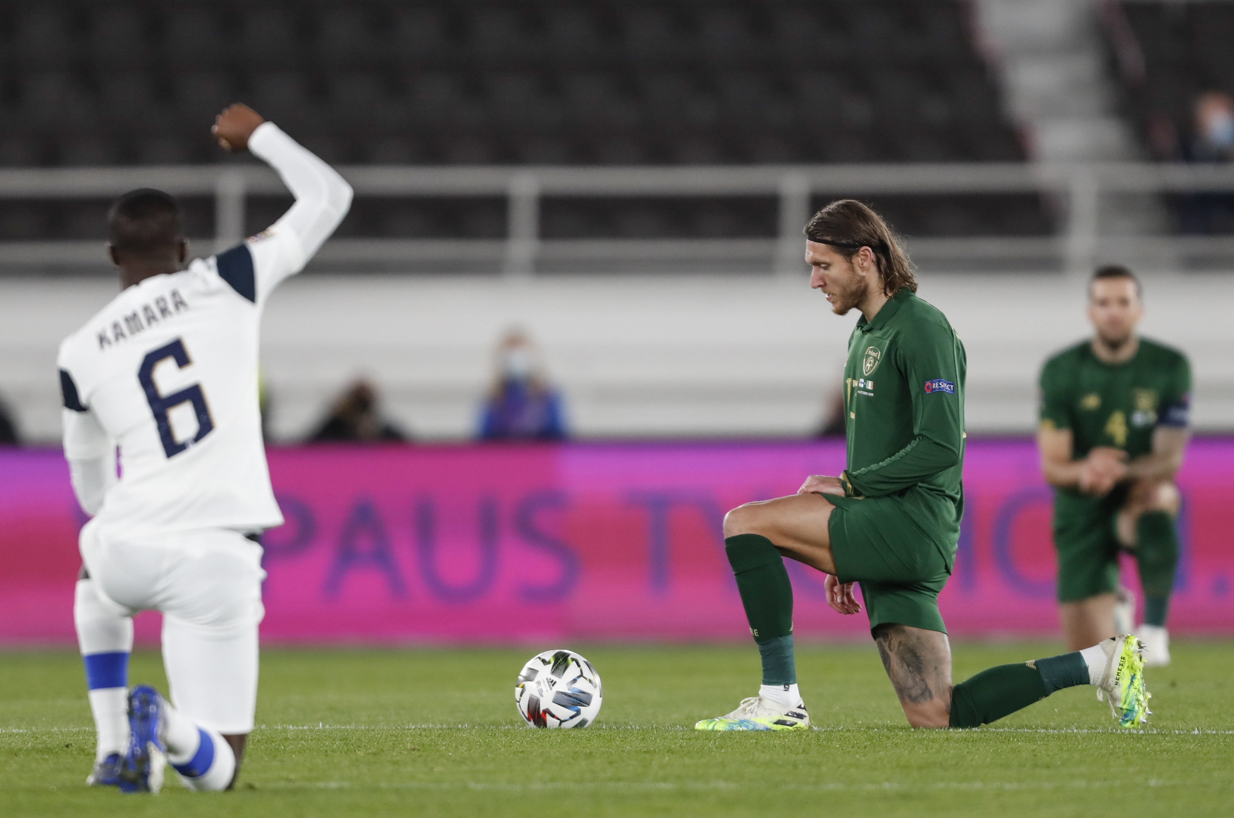 Finland v Republic of Eire, Uefa Nations League · The42 – NEWPAPER24